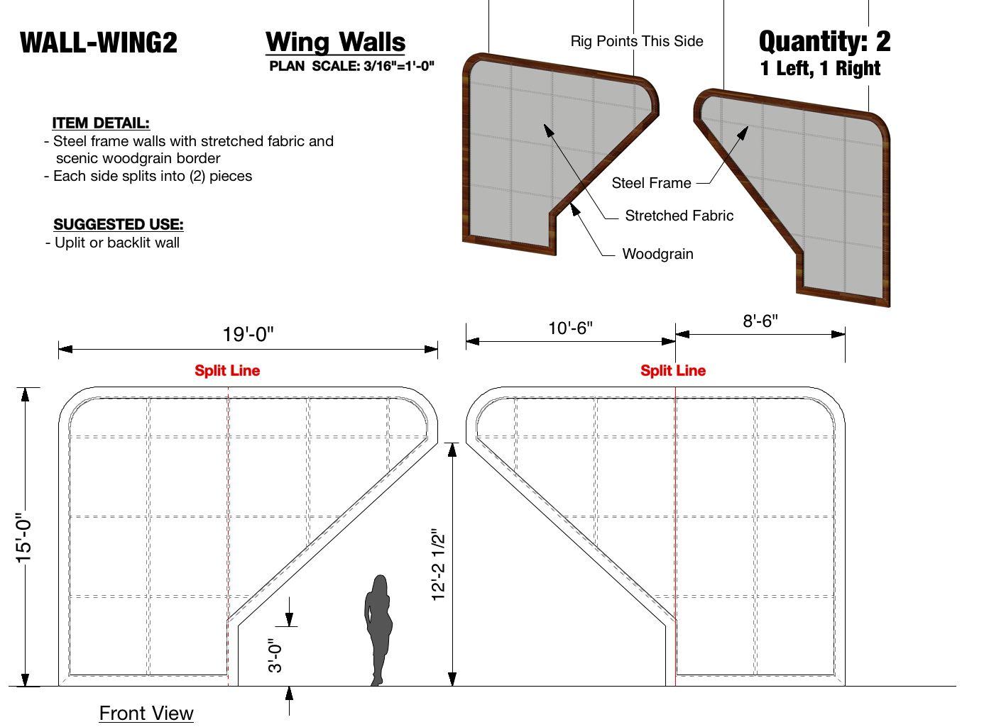 Wing walls wing walls ccuart Choice Image